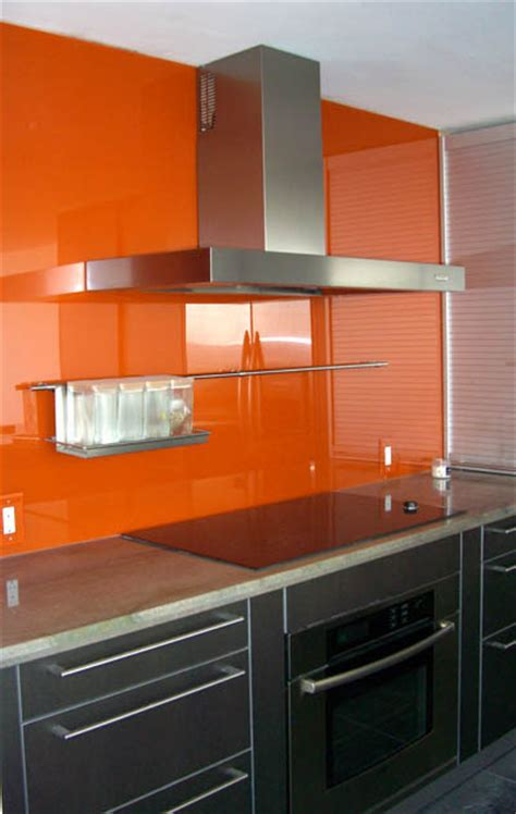 Back Painted Glass Kitchen Backsplash Glass Backsplashes Category Artistry In Glass