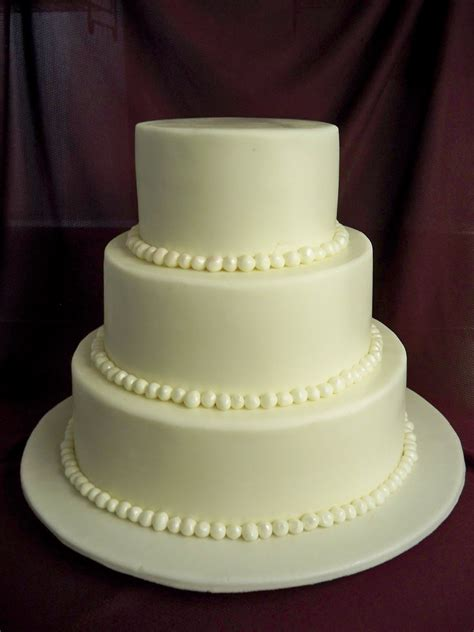 Wedding Cake 3 Tier by 3 Tier Wedding Cake Living