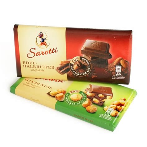 Sarotti Chocolate Bars: Buy Sarotti Chocolate Bars Online, Read Reviews at igourmet.com