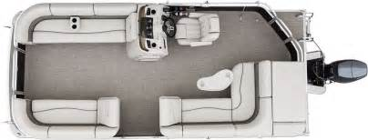 pontoon floor plans s21 cruise pontoon boats by bennington