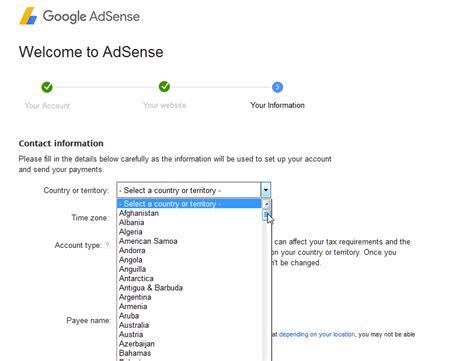 tutorial bermain google adsense cara daftar adsense dari awal bagi pemula blog tutorial