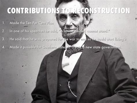 abraham lincoln 10 plan top 10 abraham lincoln accomplishments quotes