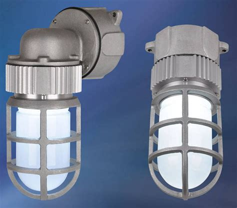Jelly Jar Light Fixture Products Announces New Metallic Led Vaporproof Fixture