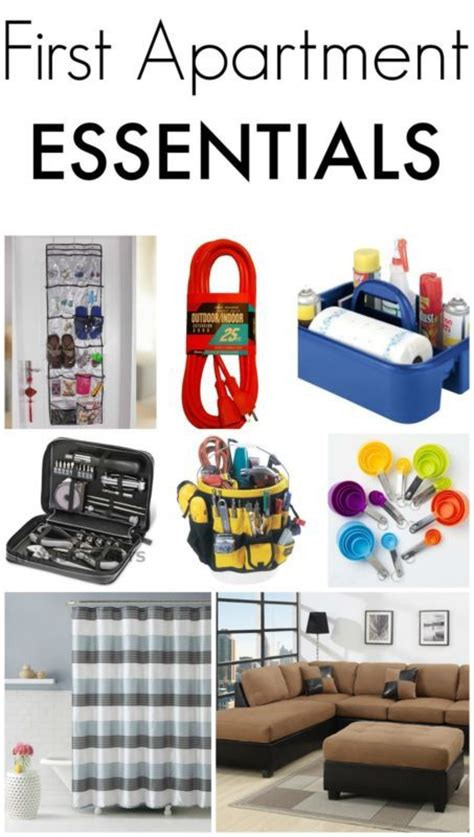 things you need for first apartment first apartment essentials first apartment and apartment