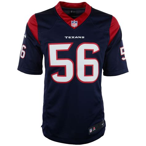 replica blue andre johnson 80 jersey p 4 youth houston texans andre johnson nike navy blue limited