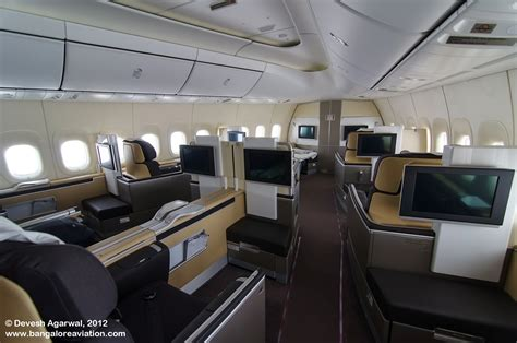 Lufthansa 747 Interior by Photos Lufthansa Boeing 747 8i Class Bangalore