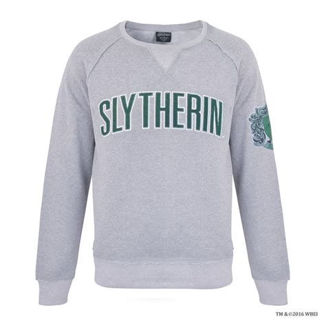 slytherin sweatshirt slytherin warner bros studio tour london