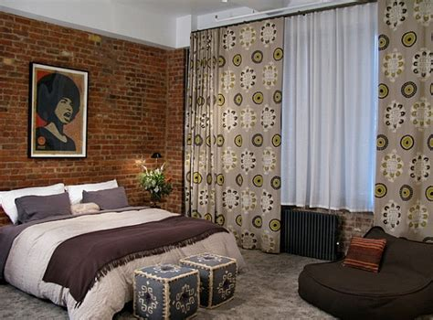 african bedroom decor loft apartment bedroom blends the eclectic with the