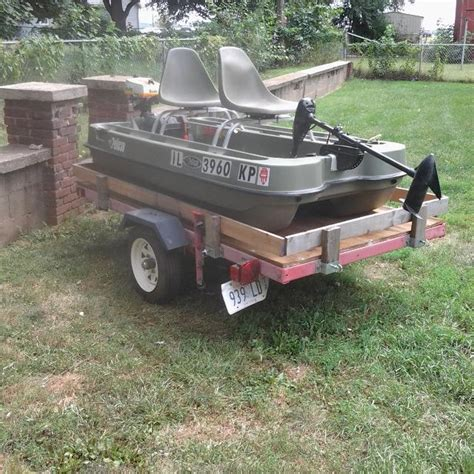 pelican boat with trolling motor find more 2 man bass boat pelican 8e mikota trolling