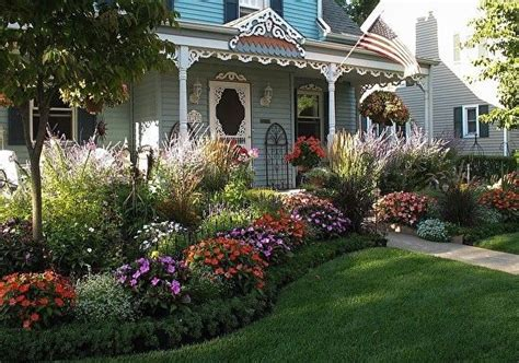 front yard flower beds perennial flower beds for south side of house google