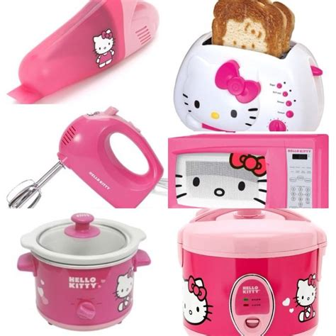 Hello Kitty Kitchen Appliances | 15 cute hello kitty kitchen ideas ultimate home ideas