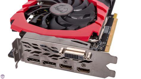 Vga Card Msi Radeon Rx 570 Gaming X 4g msi radeon rx 570 gaming x 4g review bit tech net
