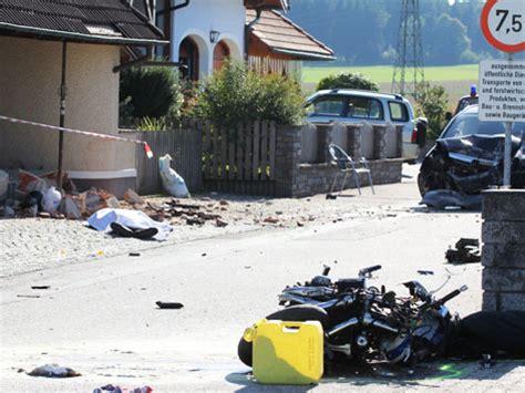 Motorradunfall österreich by T 246 Dlicher Motorradunfall In Gern Ooe Orf At