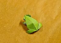 Frog Won Park Gilad S Origami Page - creased magazine 4 book review gilad s origami page