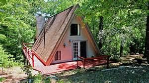 lake lure real estate affordable a frame cabin on half