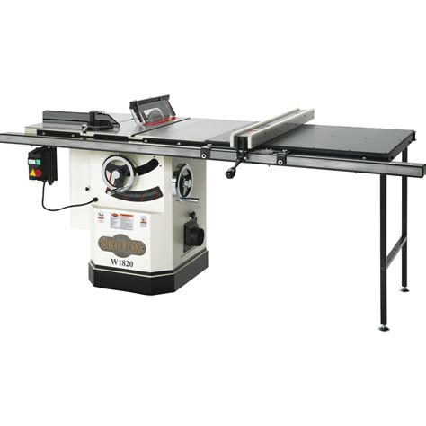 cabinet saw for sale free shipping shop fox cabinet saw with riving knife