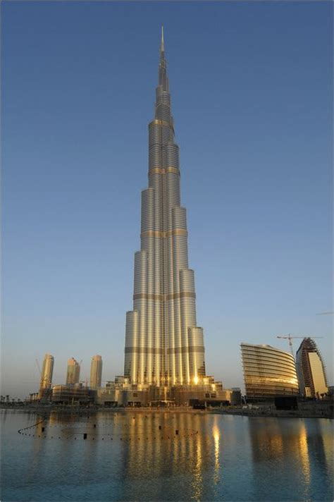 the world s tallest building