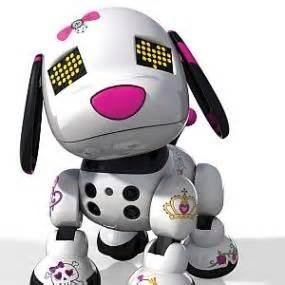 Zoomer zuppies puppies pink candy interactive pup responds to sound