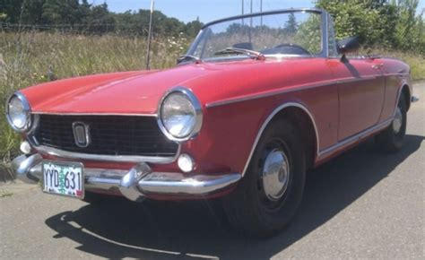 spider ls for sale 1967 fiat 1500 cabriolet related infomation specifications