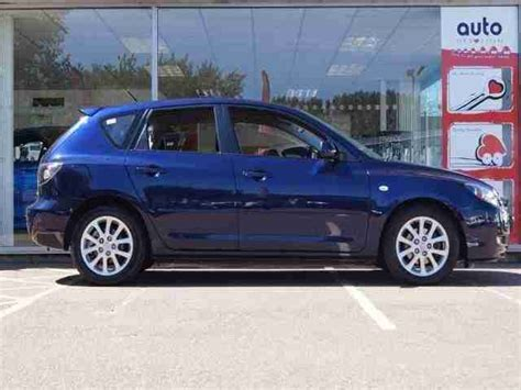mazda 2008 3 hatchback manual car for sale
