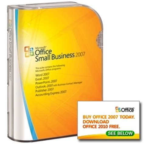 Microsoft Office Small Business by Microsoft Office Small Business 2007 At Tigerdirect