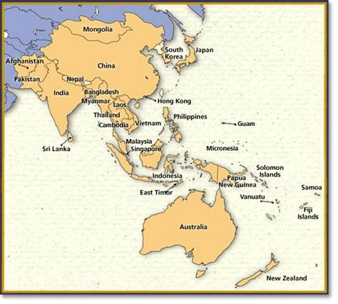 asia and australia map australia asia relations 171 unitingworld blogs