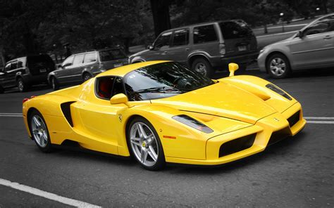 ferrari yellow wallpaper black and yellow ferrari 17 cool wallpaper