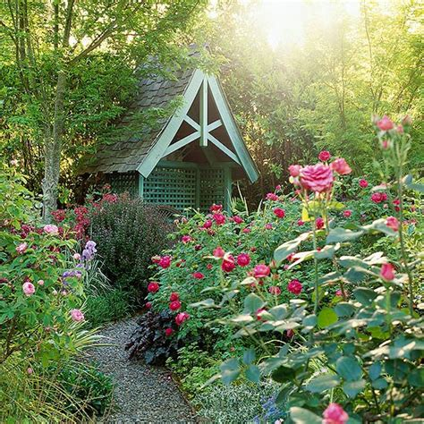 Cottage Gardens Ideas The Elements Of Cottage Garden Design