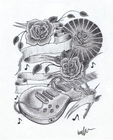 microphone tattoo vorlagen tattoo drawing guitar tattoo designs madscar tattoo