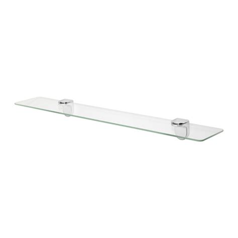 kalkgrund glass shelf ikea