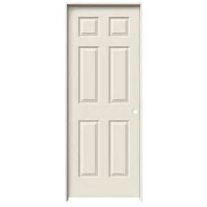 shop reliabilt 6 panel solid smooth molded composite