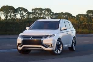 Mitsubishi Phev Delayed U S Launch For Mitsubishi Outlander Phev Now Set