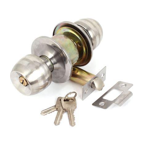 stainless steel door knob door locks and knobs