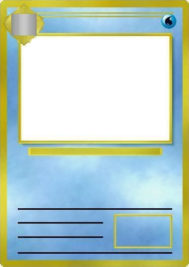water type card template 30 images of blank card template infovia net