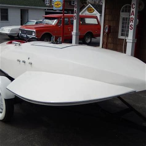 where are carver boats made carver carter custom made hydroplane wood racing boat 1946