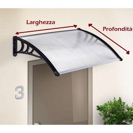 pensilina tettoia in policarbonato plexiglass pensilina tettoia policarbonato fume plexiglas porta