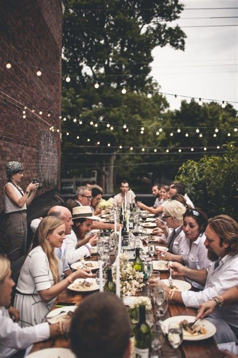 Backyard Dinner by Outdoor Dinner 3a Design Studio