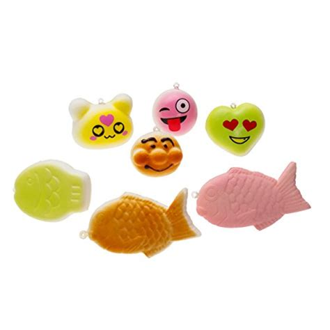Soft And Slowrise Squishy Random Hk Mini Bun squishy toys rising squishies 20 pcs random packages import it all