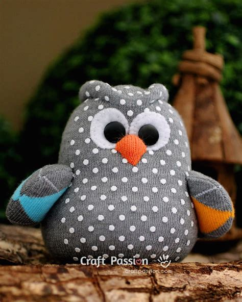 pattern for owl socks top 10 adorable diy owl crafts top inspired