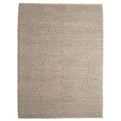 tappeto beige tappeto beige in 160 x 230 cm industry maisons du monde