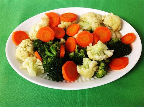 como cocinar vegetales vegetales al vapor cocinar para mi familia