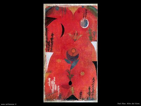 fiore manni biografia paul klee pittore opere quadri settemuse it