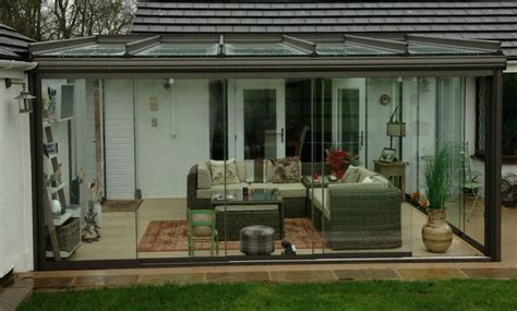 Retractable Roof Awnings Glass Rooms Northwich Cheshire Installed By Lanai