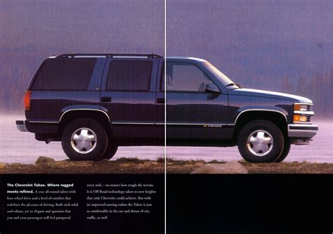 Chevy Tahoe 98 by 98 Chevy Tahoe Html Autos Weblog
