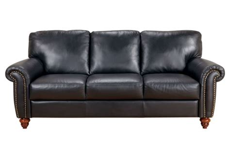 Leather Sofas Belfast Belfast All Leather Sofa At Gardner White