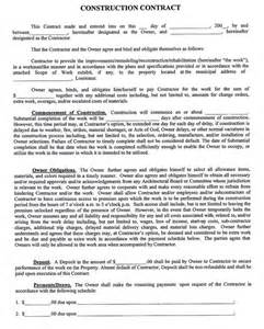 Logging contract template 28 images 100 10 sales agreement logging contract template by construction company contract template sle pronofoot35fo Gallery