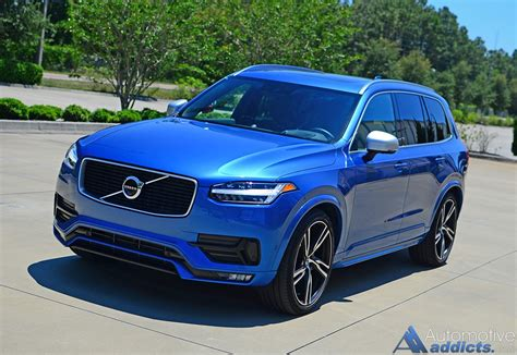 design review 2016 2016 volvo xc90 t6 awd r design review test drive
