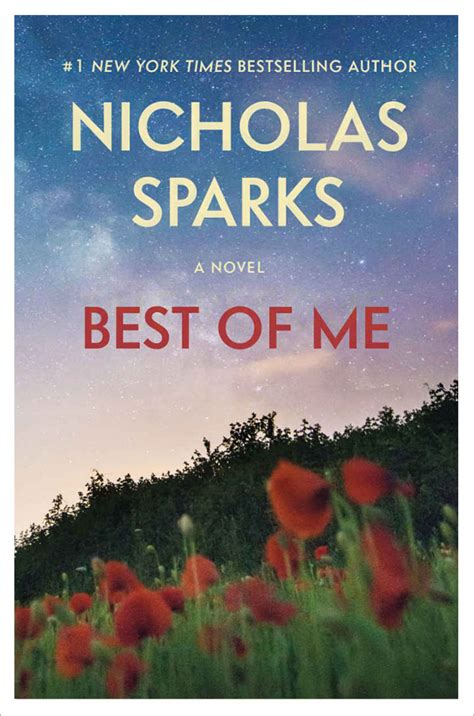 nicholas sparks the best of me nicholas sparks the best of me