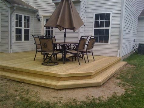 Wooden Patio Designs 25 Best Ideas About Back Deck Designs On Pinterest Deck Deck Colors And Deck Bench Seating