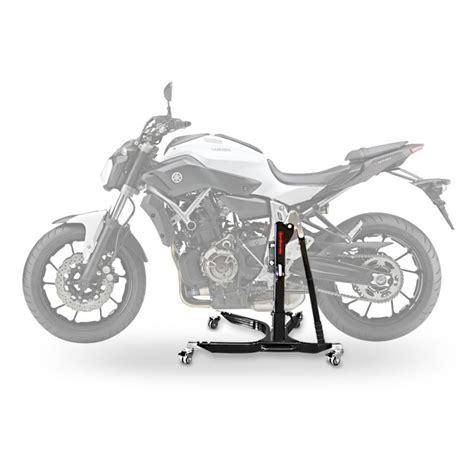 Motorrad Montageständer Mt 07 by Constands Power Zentralst 228 Nder F 252 R Yamaha Mt 07